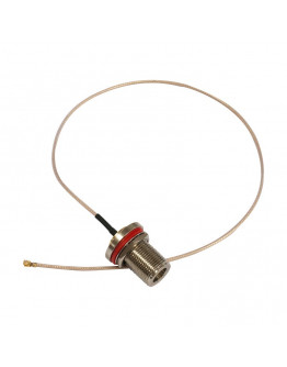 MikroTik RouterBoard U.fl-Nfemale Pigtail Cable