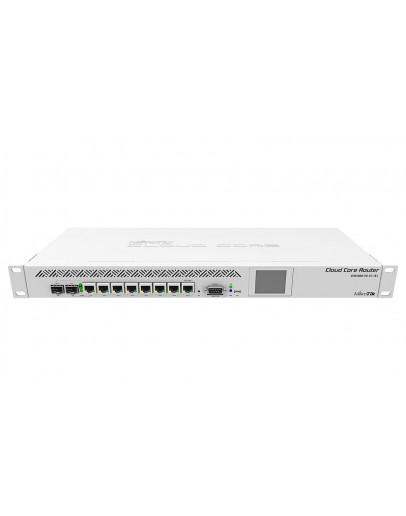 MikroTik Cloud Core Router CCR1009-7G-1C-1S+ (RouterOS Level 6)