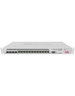 MikroTik RouterBoard Cloud Core Router - 36 Core CPU - 16GB RAM - CCR1036-12G-4S-EM