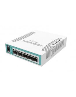 MikroTik Cloud Router Switch 106-1C-5S (RouterOS Level 5)