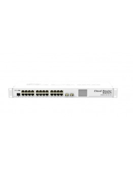 Mikrotik CRS226-24G-2S+RM *Discontinued, please use CRS326