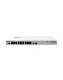 MikroTik Cloud Router Switch - CRS326-24G-2S+RM