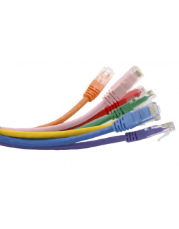 Cat5e Booted RJ45 Ethernet Cable/Patch Leads