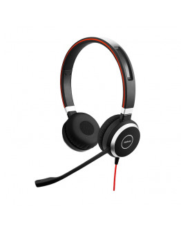Jabra Evolve 40 Duo Headset 3.5mm jack
