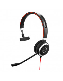Jabra Evolve 40 Mono Headset 3.5mm jack