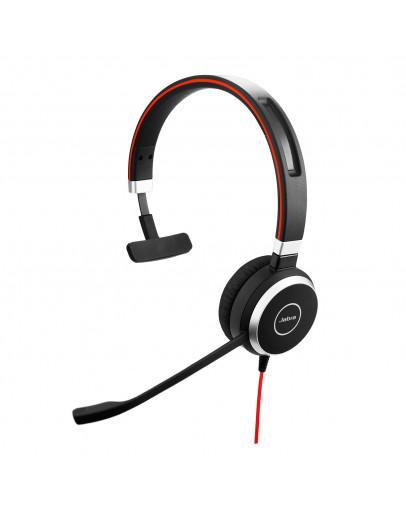 Jabra Evolve 40 Mono Headset 3.5mm jack