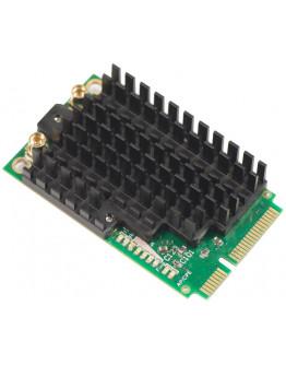 MikroTik R11e-2HPnD 802.11b/g/n Mini PCI Express Card