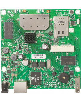 MikroTik RouterBoard 912UAG-5HPnD (RouterOS Level 4)
