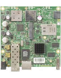 MikroTik RouterBoard 922UAGS-5HPacD with 802.11ac support RouterOS L4