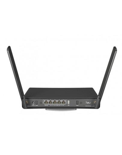 MikroTik RouterBoard hAP ac3 High-Gain Dual-Band Router 5 Gigabit Ethernet