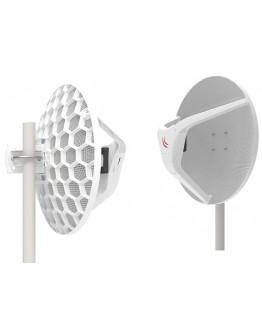 MikroTik RouterBoard Wireless Wire Dish PtP Link Kit - RBLHGG-60AD-KIT