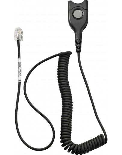 Sennheiser Bottom cable for Wired Headsets (RJ9 to QD)