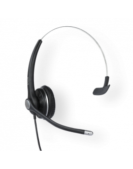 Snom A100M Monaural Headset (compatible with Snom desk phones)