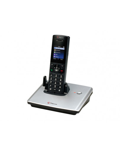 Polycom VVX D60 Base Station and Handset *Refurbished