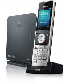 Yealink W60P Handset and Base Station Package